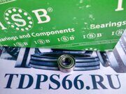 Подшипник  618-6 ZZ  6x13x5 ISB -TDPS66.RU