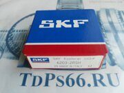 Подшипник     6203 2RSH SKF -TDPS66.RU