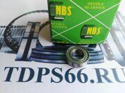 Подшипник     618-8 ZZ 8x16x5 NBS   -TDPS66.RU
