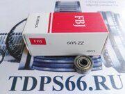 Подшипник    605 ZZ FBJ  -TDPS66.RU