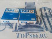 Подшипник 100 серии  6006 2RS   DPI -TDPS66.RU
