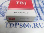 Подшипник      62201-2RS  FBJ -TDPS66.RU