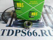 Подшипник  618-7   7x14x5 NBS -TDPS66.RU