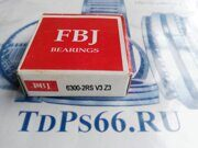Подшипник     6300-2RSV3Z3  FBJ - TDPS66.RU