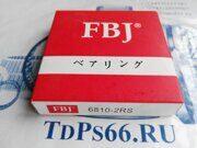 Подшипник   6810 2RS FBJ-TDPS66.RU