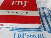 Подшипник 100 серии 6017 ZZ FBJ -TDPS66.RU