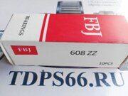 Подшипник  608 ZZ  FBJ -TDPS66.RU