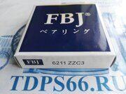 Подшипник     6211ZZC3 FBJ -TDPS66.RU