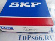 Подшипник     6208 2Z  SKF -TDPS66.RU