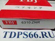 Подшипник   6310 ZNR FBJ -TDPS66.RU