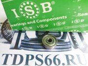 Подшипник  634 ZZ  ISB-TDPS66.RU