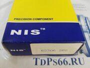 Подшипник     62306-2RS NIS-TDPS66.RU