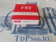 Подшипник 100 серии  6007 ZZ   FBJ -TDPS66.RU