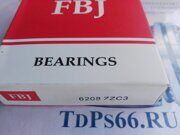 Подшипник     6208 ZZC3  FBJ -TDPS66.RU
