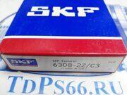 Подшипник  SKF   6308-2Z C3  - TDPS66.RU