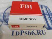 Подшипник     62204-2RS FBJ -TDPS66.RU