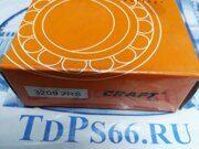 Подшипник       3209 2RS CRAFT   - TDPS66.RU