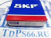 Подшипник  SKF   6306-2Z  - TDPS66.RU