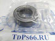 Подшипник  SKF   6205-2Z C3 - TDPS66.RU