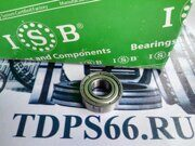 Подшипник     699 ZZ ISB 9x20x6 - TDPS66.RU