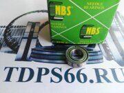 Подшипники    618-9 ZZ 9x17x5 NBS   -TDPS66.RU