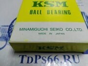 Подшипник  6906 2RS  KSM -TDPS66.RU