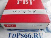 Подшипник  6306 NR  FBJ -TDPS66.RU