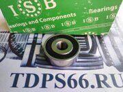 Подшипник  638 2RS ISB -TDPS66.RU