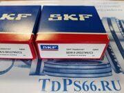Подшипник  SKF двухрядный шариковый серии  3208 B-2RS1TN9-C3 -TDPS66.RU