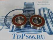Подшипник 200 серии 6205 2RS  CRAFT-TDPS66.RU