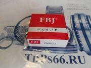 Подшипник  шариковый 6000 ZZ  FBJ -TDPS66.RU