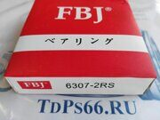 Подшипник  6307 2RS  FBJ -TDPS66.RU