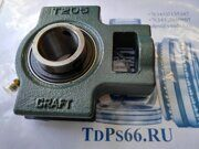 Корпусной   подшипник UCT205 CRAFT- TDPS66.RU