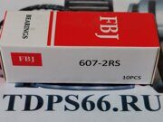 Подшипник     607 2RS FBJ -TDPS66.RU