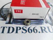 Подшипник    694 ZZ 4x11x4 FBJ -TDPS66.RU