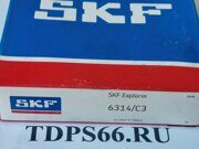Подшипник  6314 C3 SKF - TDPS66.RU