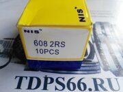 Подшипник  608 2RS NIS -TDPS66.RU