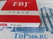 Подшипник 100 серии 6016 2RS FBJ -TDPS66.RU