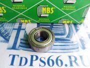 Подшипник           R6 2Z NBS - TDPS66.RU