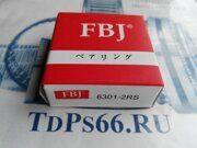 Подшипник     6301 2RS FBJ   -TDPS66.RU