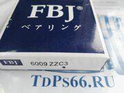 Подшипник    6009 ZZC3 FBJ-TDPS66.RU