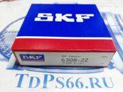 Подшипник  SKF   6308-2Z  - TDPS66.RU