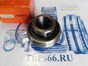 Подшипник  UC204  CRAFT -TDPS66.RU