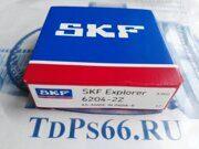Подшипник     6204-2Z SKF   -TDPS66.RU