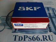 Подшипник шариковый   6005-2RSH SKF - TDPS66.RU