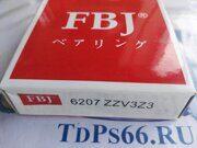 Подшипник     6207 ZZV3Z3 FBJ -TDPS66.RU