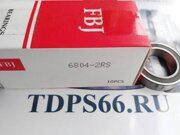 Подшипник  FBJ 6804 2RS  -TDPS66.RU