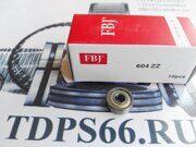 Подшипник    604 ZZ FBJ -TDPS66.RU