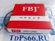 Подшипник  6907 2RS  FBJ -TDPS66.RU
