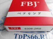 Подшипник  6306 2RS  FBJ -TDPS66.RU